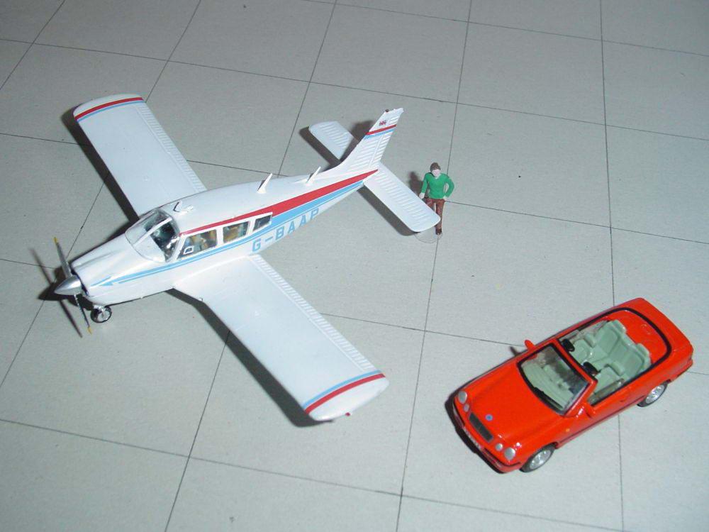 maquette avion de ligne 1/72