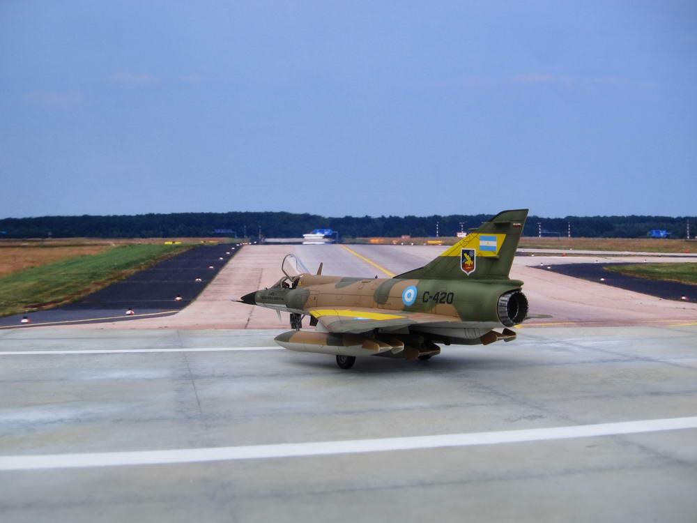 Iai Nesher נשר S Aircraft 592 Of The 113 Tayaset